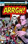 Cover for Arrgh! (Marvel, 1974 series) #2