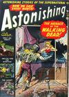 Cover for Astonishing (Marvel, 1951 series) #10
