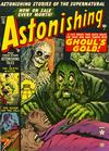 Cover for Astonishing (Marvel, 1951 series) #13
