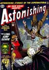 Cover for Astonishing (Marvel, 1951 series) #14