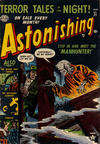 Cover for Astonishing (Marvel, 1951 series) #21