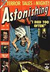 Cover for Astonishing (Marvel, 1951 series) #26