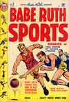 Cover for Babe Ruth Sports Comics (Harvey, 1949 series) #1