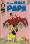 Cover for Baby Huey and Papa (Harvey, 1962 series) #1