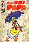 Cover for Baby Huey and Papa (Harvey, 1962 series) #8