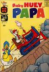 Cover for Baby Huey and Papa (Harvey, 1962 series) #13