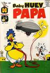 Cover for Baby Huey and Papa (Harvey, 1962 series) #16