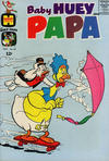 Cover for Baby Huey and Papa (Harvey, 1962 series) #20