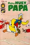 Cover for Baby Huey and Papa (Harvey, 1962 series) #21