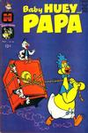 Cover for Baby Huey and Papa (Harvey, 1962 series) #28