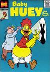 Cover for Baby Huey, the Baby Giant (Harvey, 1956 series) #2