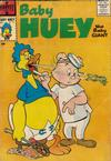 Cover for Baby Huey, the Baby Giant (Harvey, 1956 series) #15