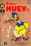 Cover for Baby Huey, the Baby Giant (Harvey, 1956 series) #44