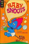 Cover for Baby Snoots (Western, 1970 series) #1