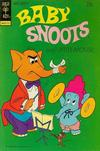 Cover Thumbnail for Baby Snoots (1970 series) #14 [Gold Key Variant]
