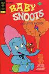 Cover for Baby Snoots (Western, 1970 series) #18 [Gold Key Variant]