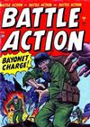 Cover for Battle Action (Marvel, 1952 series) #1
