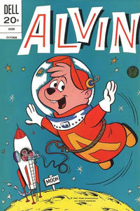 Cover Thumbnail for Alvin (Dell, 1962 series) #28