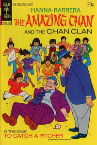 Cover Thumbnail for Hanna-Barbera The Amazing Chan and the Chan Clan (Western, 1973 series) #2 [Gold Key Variant]