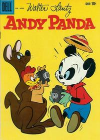 Cover Thumbnail for Walter Lantz Andy Panda (Dell, 1952 series) #49