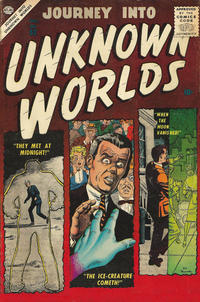 Cover Thumbnail for Journey Into Unknown Worlds (Marvel, 1951 series) #52