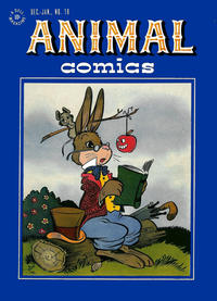 Cover Thumbnail for Animal Comics (Dell, 1942 series) #18