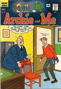 Cover Thumbnail for Archie and Me (Archie, 1964 series) #2