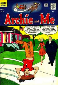 Cover Thumbnail for Archie and Me (Archie, 1964 series) #4
