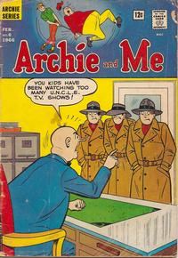 Cover Thumbnail for Archie and Me (Archie, 1964 series) #6