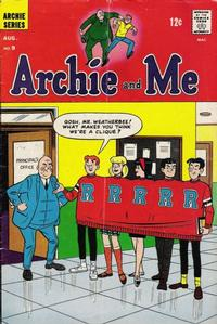 Cover Thumbnail for Archie and Me (Archie, 1964 series) #9