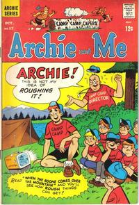Cover Thumbnail for Archie and Me (Archie, 1964 series) #17