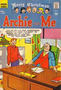 Cover Thumbnail for Archie and Me (Archie, 1964 series) #26