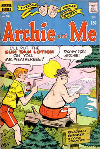 Cover Thumbnail for Archie and Me (Archie, 1964 series) #38