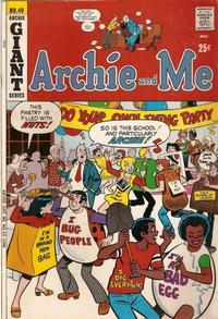 Cover Thumbnail for Archie and Me (Archie, 1964 series) #49