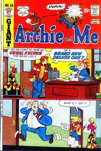 Cover Thumbnail for Archie and Me (Archie, 1964 series) #55