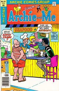 Cover Thumbnail for Archie and Me (Archie, 1964 series) #113