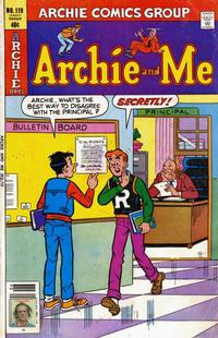 Cover Thumbnail for Archie and Me (Archie, 1964 series) #119