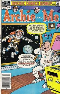 Cover Thumbnail for Archie and Me (Archie, 1964 series) #154