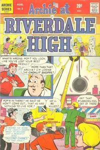 Cover Thumbnail for Archie at Riverdale High (Archie, 1972 series) #1