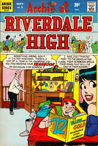 Cover Thumbnail for Archie at Riverdale High (Archie, 1972 series) #2
