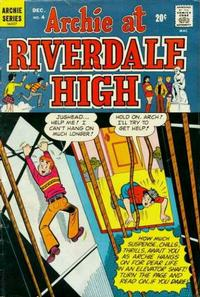 Cover Thumbnail for Archie at Riverdale High (Archie, 1972 series) #4