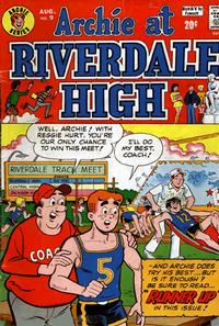 Cover Thumbnail for Archie at Riverdale High (Archie, 1972 series) #9
