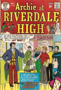 Cover Thumbnail for Archie at Riverdale High (Archie, 1972 series) #12