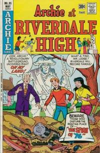 Cover Thumbnail for Archie at Riverdale High (Archie, 1972 series) #35