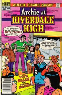 Cover Thumbnail for Archie at Riverdale High (Archie, 1972 series) #85