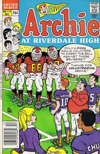 Cover Thumbnail for Archie at Riverdale High (Archie, 1972 series) #112