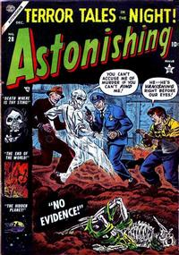 Cover Thumbnail for Astonishing (Marvel, 1951 series) #28