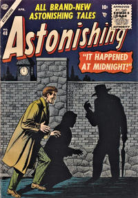 Cover Thumbnail for Astonishing (Marvel, 1951 series) #48