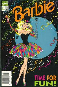 Cover for Barbie (Marvel, 1991 series) #51