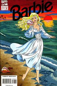 Cover Thumbnail for Barbie (Marvel, 1991 series) #53